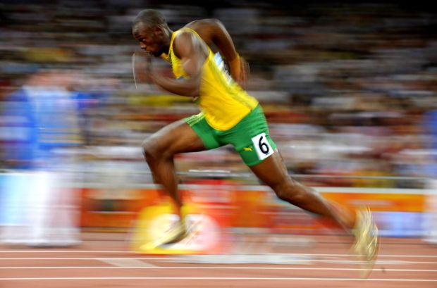 Usain Bolt Running And Biomechanical Analysis